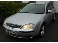 FORD MONDEO 1.8 LX 5 DOOR HATCHBACK PETROL FOR SALE SPARES OR REPAIRS
