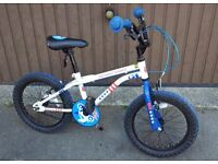 "Apollo Stunt King 16"" Boys Bike (suit 5 to 7 Year old)"