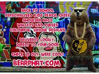 BACK TO SCHOOL KIDS PENCIL CASES / SHOULDER BAGS /GIFTS
