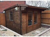 Log Cabin / Summer House / Home Office by Dunster House