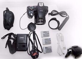 Canon PowerShot SX50 HS - Excellent condition + Accesories