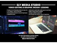 VIDEO EDITING LESSONS - Learn Adobe Premiere Pro, beginner and intermediate tuition on Mac & PC