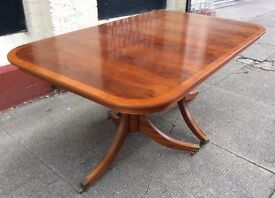 Classy Reproduction Dining Table