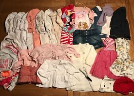 Baby Girl Clothes Bundle (0-6 Months) - Excellent Condition