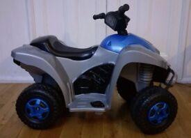 6 volt Battery, kids Quad style Bike. Car. Bradford. Toys R Us.