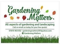 Gardening Matters, Eastbourne