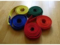 Karate Belts - 5 Colours!