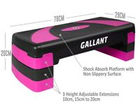 GALLANT 3 LEVEL AEROBIC STEPPER