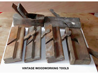 COLLECTABLE WOOD WORKING TOOLS