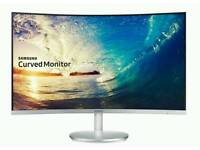 "Samsung C27F591 27"" inch Curved LED monitor"