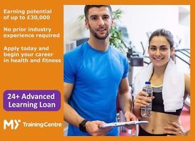Personal Trainer career with government funding for 24+