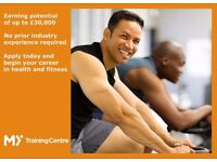 Trainee Personal Trainer / Fitness Instructor | Newcastle | Training Provided | UpTo 30K