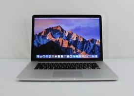 "MacBook Pro Retina 15"" Core i7 3.5GHz, 16GB Memory, 512GB SSD"