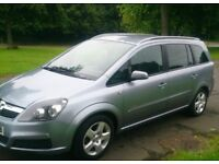 VAUXHALL ZAFIRA CLUB 1.6CC++ 7 SEATER MPV **S/H**EXCELLENT CONDITION