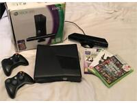 Xbox with Kinect (360)