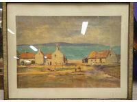 Antique William Rennison Print