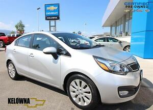 2012 Kia Rio EX/SX Sedan | Moonroof | Bluetooth