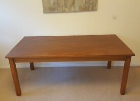 Sturdy Next 6 Seater Dining Table