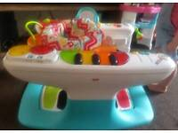 Step n play fisher price piano