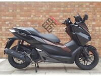 Honda Forza 125cc (65 REG), In Excellent condition with Only 2600 Miles!