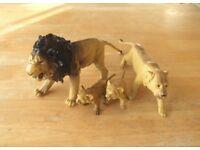 ELC / AAA family set of lions - Set 2