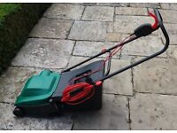 Qualcast Eclipse 320 Electric lawnmower