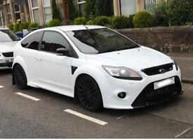 10 plate Ford Focus RS revo tuned stage4+ may px