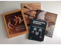 University / Professionals: Study Collection: Anatomy & Physiology / Mechanics