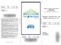 2x Tickets Arcade Fire at SSE Arena Wembley, Wed 11th April 2018