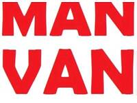 Man and van rubbish removel service call now and save pounds