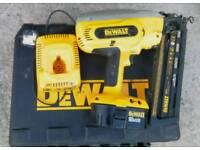Dewalt second fix cordless hail gun