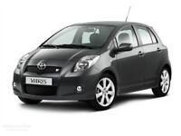 Toyota Yaris roof bars