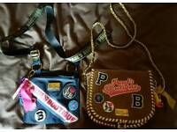 2x Pauls Boutique Bags Good as new Genuine Items