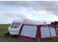 Gateway Leisure Caravan Deluxe Awning - The Harewood