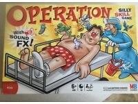 Operation Game (MB Games)