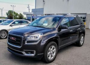 2015 GMC ACADIA 2WD SLE 8 PASSAGERS,MAGS,GR REMORQUAGE,BLUETOOTH