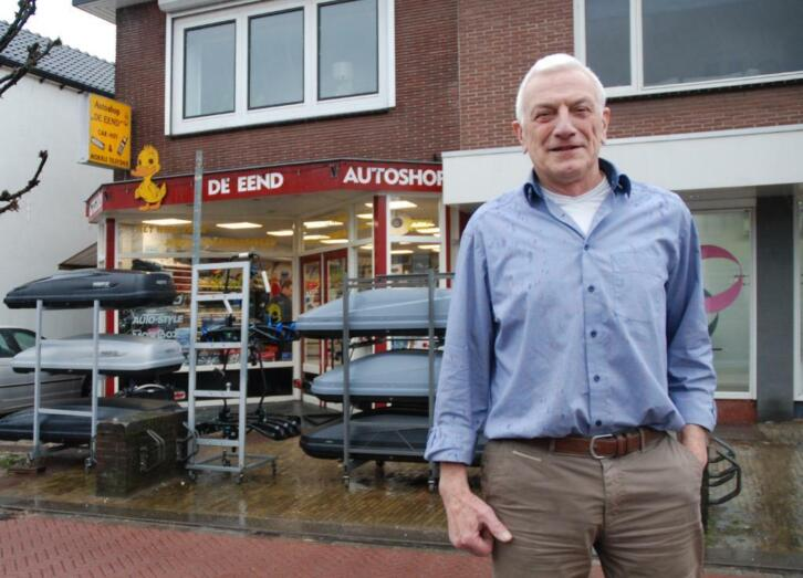 Autoshop de Eend in Doorn