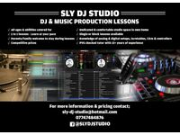 DJ & music production lessons with professional, experienced tutor