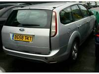 Ford Focus Estate 2.0 TDCI BREAKING FOR SPARES