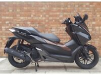 Honda Forza 125, In Excellent condition with Only 2600 Miles!