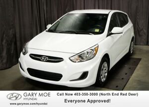 2017 Hyundai Accent L W/ LOW KMS, GREAT ON GAS!
