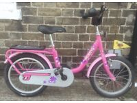 Puky kid's bike Z6 suitable ages 3+ good condition