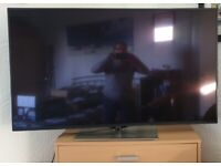 49inch 4K smart tv and blu-ray player