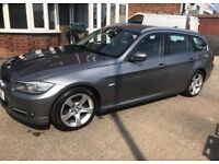 BMW 318D exclusive edition 5dr immaculate condition
