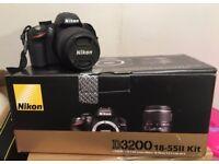 Nikon D3200 DSLR Camera Kit