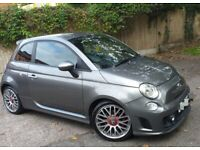 Fiat 500 abarth 1.4 turbo petrol stage 1 map pocket rocket very low miles not audi bmw seat vw