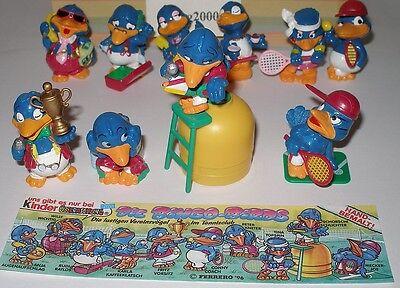 "Komplett Satz ""Bingo Birds"" mit Zettel"