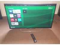 Sony Bravia 42 inch super slim line Led smarts wifi