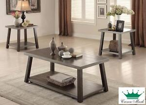 Price Reduced! Miles 3-Piece Table Set