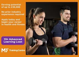 Personal Trainer career with government funding for 19+